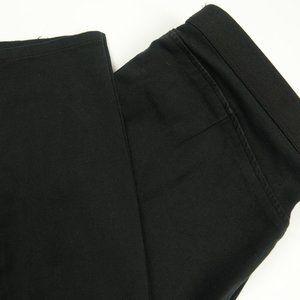 Helmut By Helmut Lang Black Rider Legging Pants